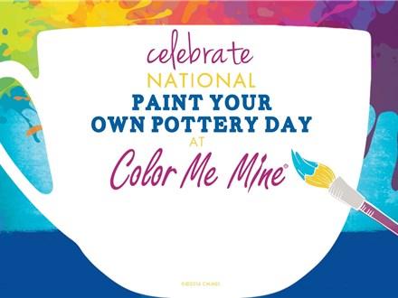 Nat'l Pottery Day!