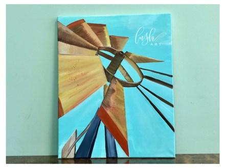 Windmill Paint Class