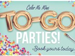 """Take Away Party """"To-Go Kit"""""""