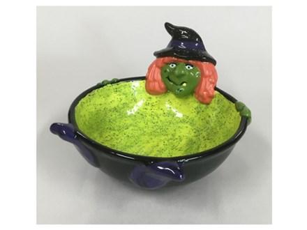 Witch Bowl Kids Ceramic - 10/15