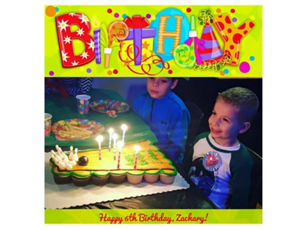 EPIC BIRTHDAY BLOWOUT