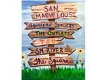 "$15 Friday! ""San Marvelous"" (Customizable)"