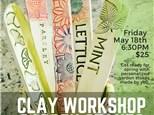 Clay Workshop - Garden Stakes