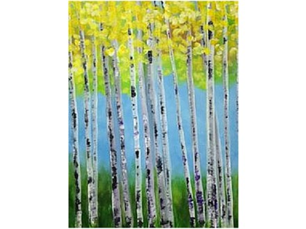 """Aspens"" Group Party at Sketch Pad"