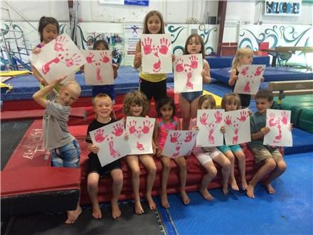AM Boys and Girls Gymnastics Camp at Northshore Gymnastics