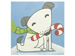 Kid's Canvas Class- Holiday Pup- Thurs, Dec 27th- 1 to 3pm