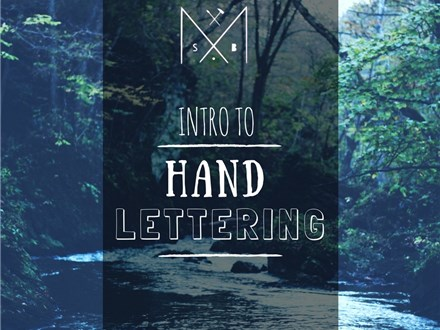 Intro to Hand Lettering