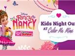 Fancy Nancy Kid's Night Out - June 14, 2019