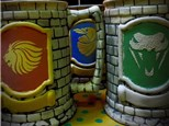 Harry Potter House Stein