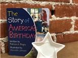 July Story Time Pottery