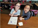 "To introduce fractions to 2nd/3rd gr,  these students play ""Monster-Dodging Fractions©!"""