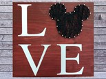Mickey's Birthday String Art for Kids & Adults - November 18th