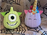 Kids' Unicorn & Monster Pumpkin Painting Party - Saturday, October 24th: 10:00am-11:30am