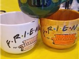 Friends mugs at OAKLEY BROTHERS