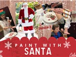 Paint with Santa - Sunday, December 2nd 9:30AM - 11AM