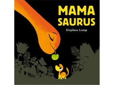 Story Time Art - Mama Saurus - Morning Session - 05.14.18