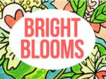 Canvas Class: Bright Blooms - July 27