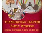 Holiday Platter Workshop!