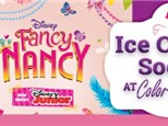 Fancy Nancy Dress-Up and Ice Cream Social