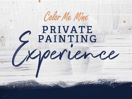 PRIVATE PAINTING EXPERIENCE - ENTIRE STUDIO JUST FOR YOU!