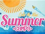 Camp at COLOR ME MINE - SANTA MONICA