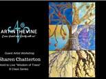 GA: Wisdom of the Trees (Mix Medium Journal Series) 10AM ($40) $240 June