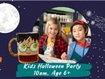 Halloween Party Kids Class - October 30, 2021
