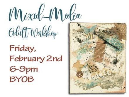 Mixed-Media Workshop