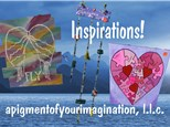 Summer Art Camp, July 30-31 and August 1, Inspirations!