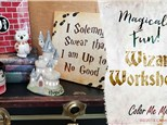 Wizard Workshop - July 13-16