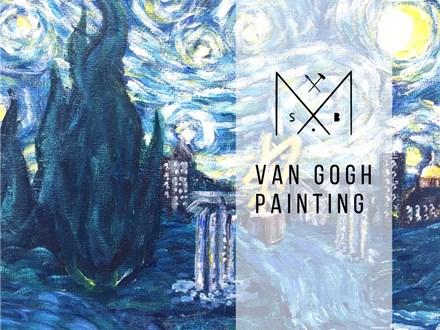Van Gogh Style Painting