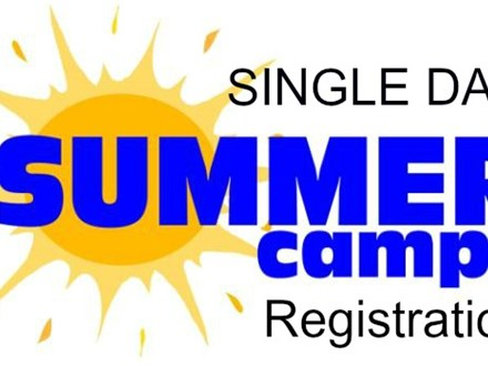 Single Day Summer Camp Registration