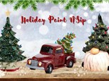 Holiday Ceramic Paint N Sip at White Horse Winery - December 7th