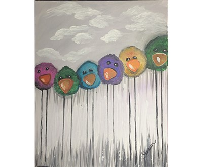 Chroma Birds