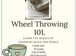 Wheel Throwing 101.