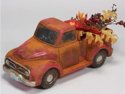 Fall Vintage Truck - Workshop, Friday Nov 16th