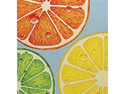 """Paint & Sip '""""Citrus Slices"""""""