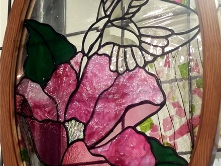 Intermediate Stained Glass - Wed's
