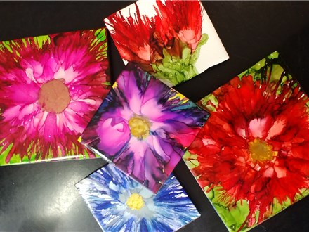 Adult Alcohol / Ink Workshop - Friday, May 18th
