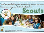 Girl Scout Painting Classes