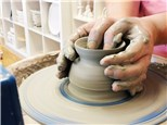 Pottery Wheel - Morning - 02.27.20