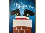12/7 Santa Boots (deposit)