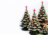 Paint Your Own Christmas Tree!