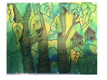Youth Class - Rain Forest - Nov. 15th