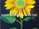 Paint N Party- Sunflower