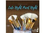 Late Night Paint Night