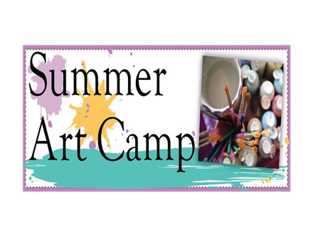 Summer Art Camp 2020, Not So Starving Artist, July 27th-31st, 12pm-5pm