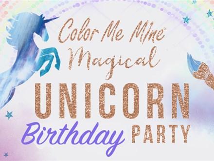Magical Unicorn Party Studio Rental