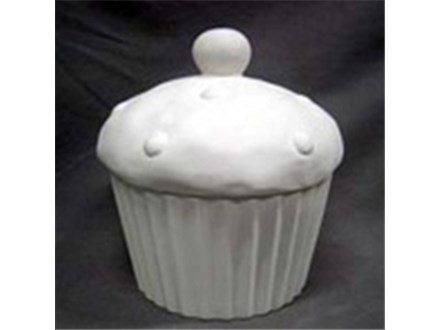 SOLD OUT Summer Camp Cupcake or Ice Cream Cookie Jar Tuesday, August 11th 10am-12pm