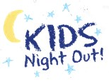 November 17th, 2017 Kids Night Out
